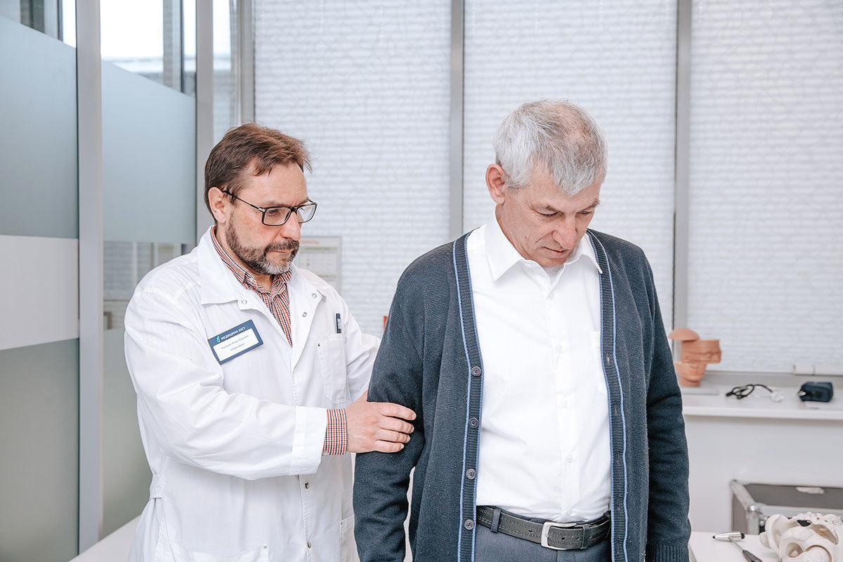 Первый диагностический инструмент наших специалистов — огромный опыт, полученный в ведущих клиниках России и мира.