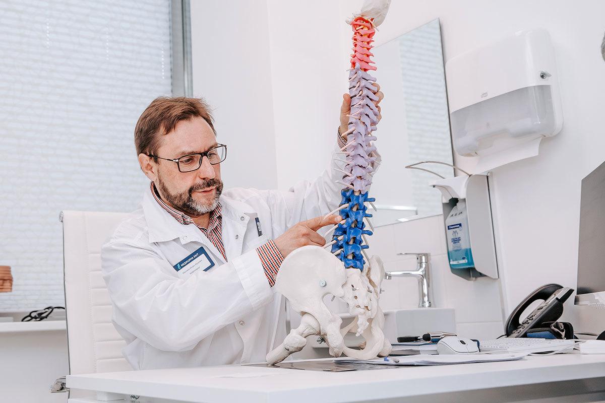 Попросите врача, и он, с готовностью, наглядно покажет и объяснит, что скрывается за непонятным диагнозом и как это исправить.
