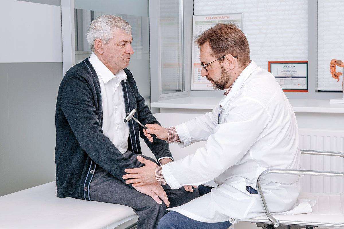Для правильной диагностики важно абсолютно всё. Прежде всего, наши врачи умеют слушать пациента.