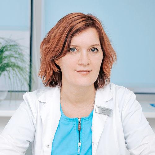 Барская Светлана Дмитриевна