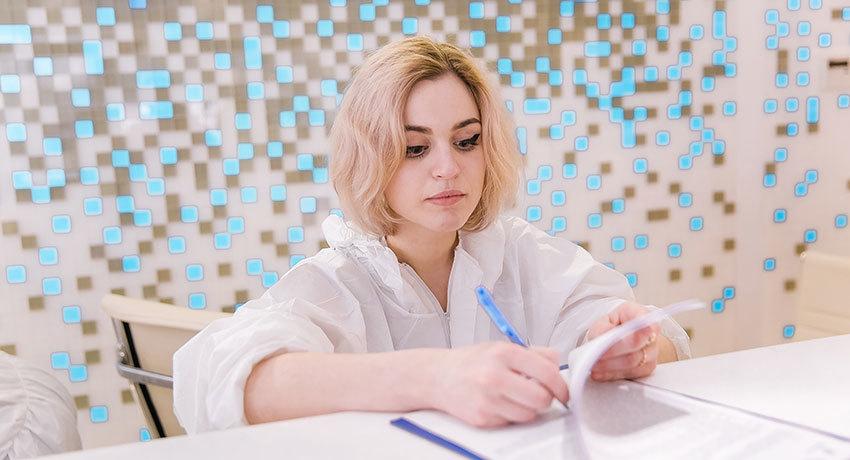 Запись на check-up «Женское здоровье»