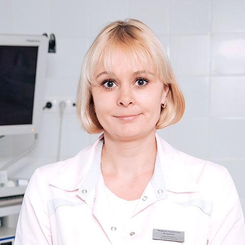Климова Марина Сергеевна
