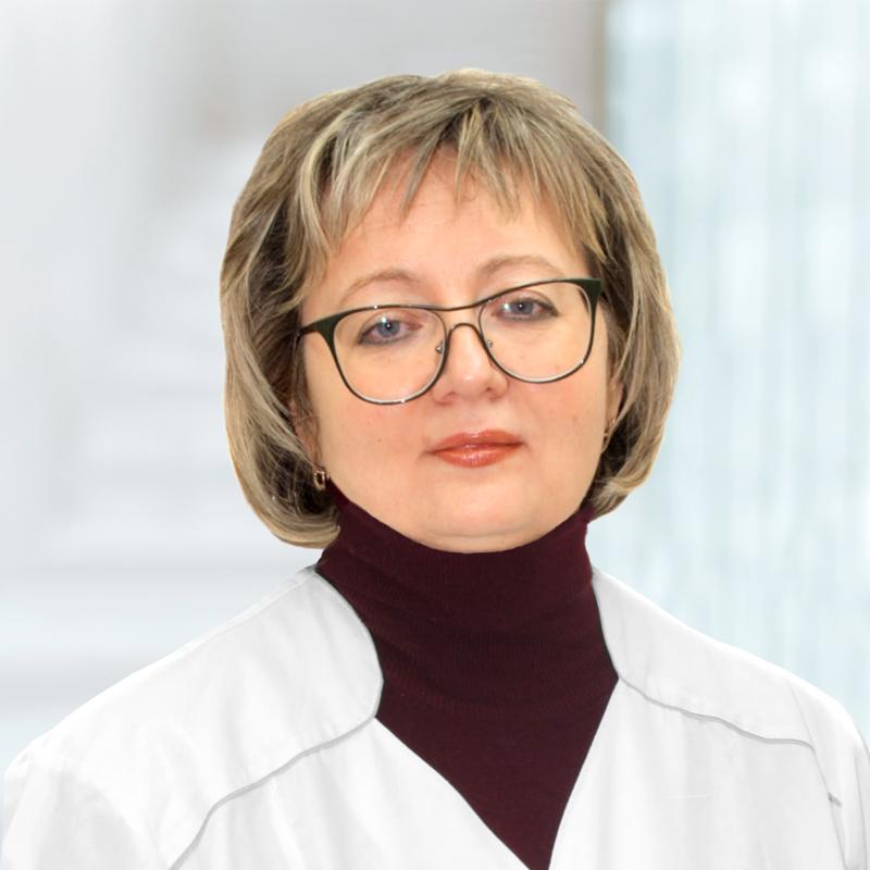 Лащ Наталья Юрьевна