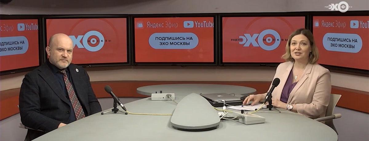 Радио «Эхо Москвы»: Лечение в России