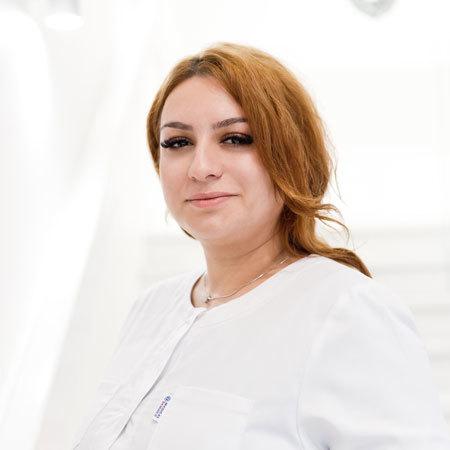 Мустафаева Милана Ханларовна