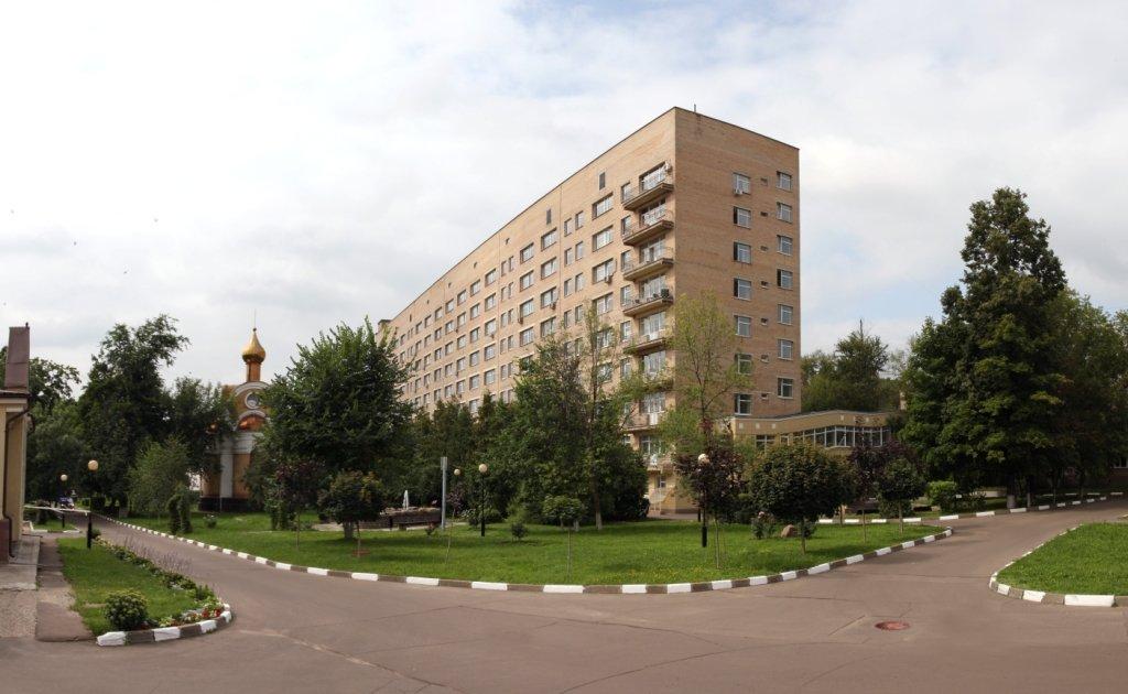 Онкологический центр ЦКБ №2 им. Семашко