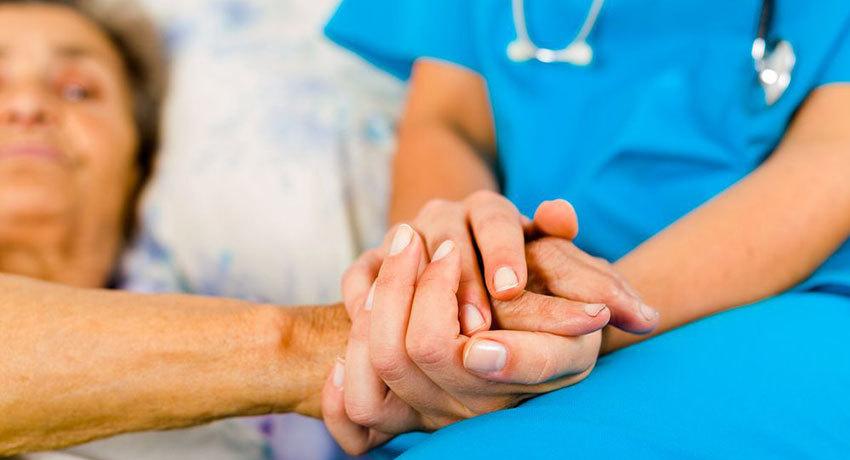 Паллиативная медицинская помощь пациентам с хронической болью