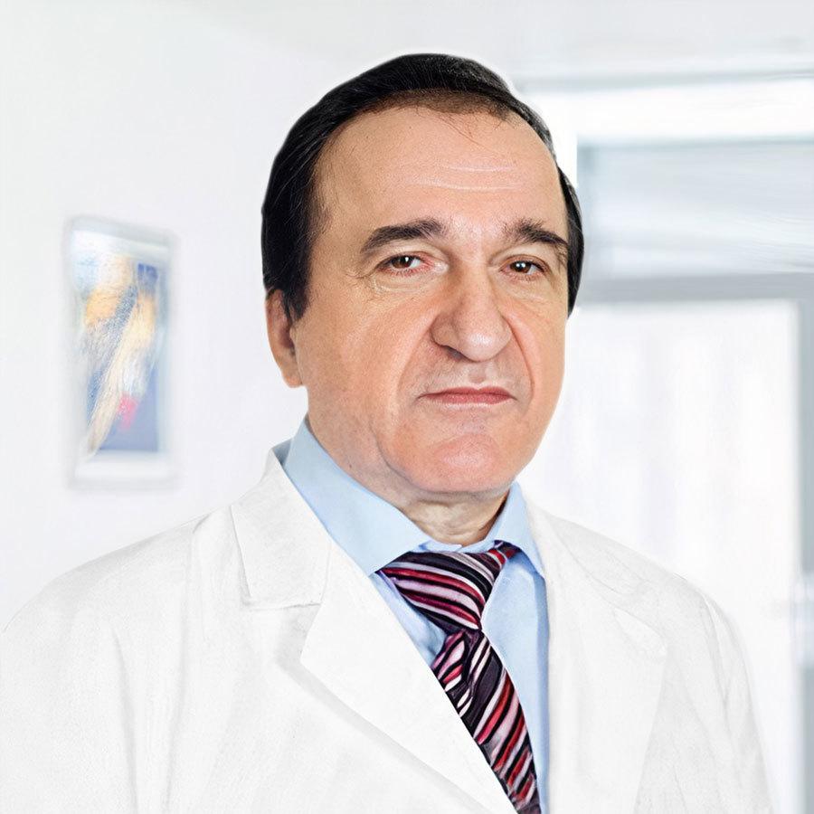 Серебрянский Юрий Евстафьевич