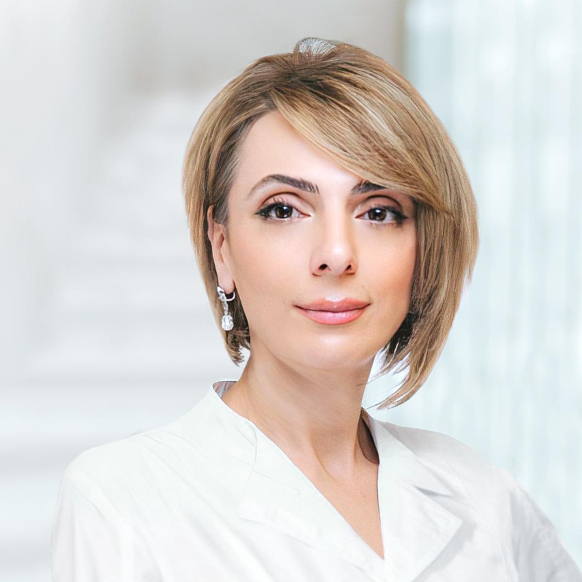 Симонян Шушаник Юриковна