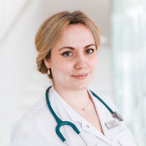 Тафинцева Екатерина Анатольевна
