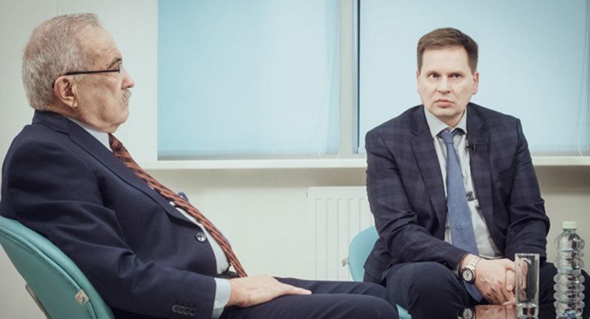 Юрий Иванович Патютко и Антон Иванов